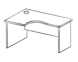 Стол компьютерный Витра 41(42).46