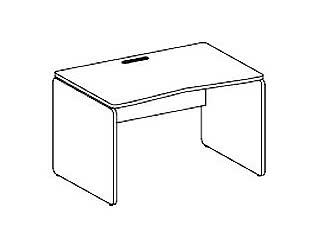 Стол компьютерный Дэфо 48S011