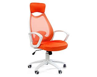 Кресло компьютерное Chairman CH 840 white
