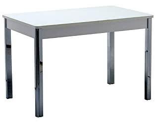 Стол кухонный Кубика Бомбей-1 (ноги хром)