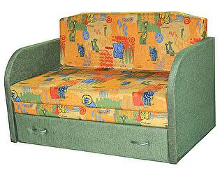 Диван детский Мебель-Холдинг Юлечка с мягкими подлокотниками