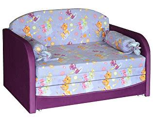 Диван детский Мебель-Холдинг Димочка узкий подлокотник