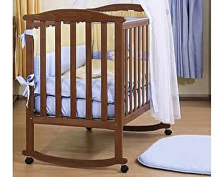 Кроватка для новорожденных Лель Лютик АБ 15.0