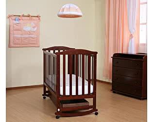 Кроватка для новорожденных Лель Лютик АБ 15.1