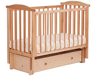 Кроватка для новорожденных Лель Лютик АБ 15.3