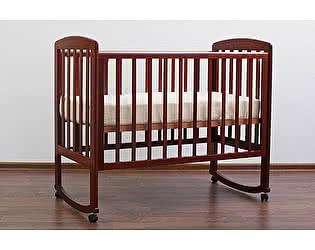 Кроватка для новорожденных Лель Ромашка АБ 16.0