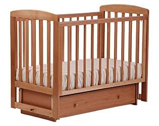 Кроватка для новорожденных Лель Ромашка АБ 16.2