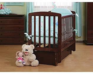 Кроватка для новорожденных Лель Ромашка АБ 16.3
