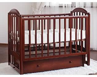 Кроватка для новорожденных Лель Лилия АБ 17.2