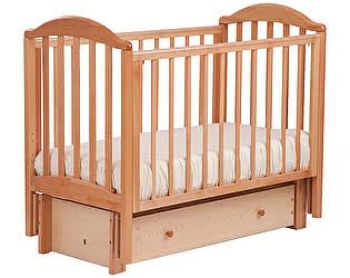 Кроватка для новорожденных Лель Лилия АБ 17.3
