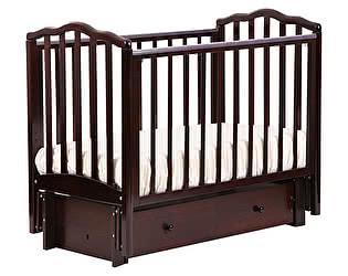 Кроватка для новорожденных Лель Жасмин АБ 19.3