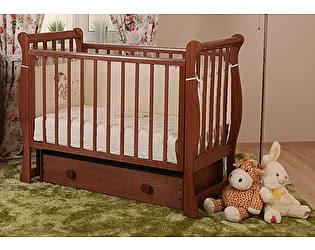 Кроватка для новорожденных Лель Лаванда АБ 21.2