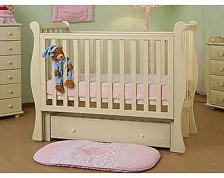 Кроватка для новорожденных Лель Лаванда АБ 21.3