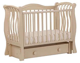 Кроватка для новорожденных Лель Маргаритка БИ 08.3