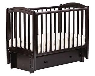 Кроватка для новорожденных Лель Василек БИ 09.3