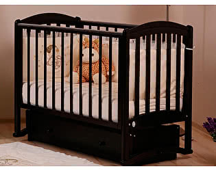 Кроватка для новорожденных Лель Василек БИ 09.4