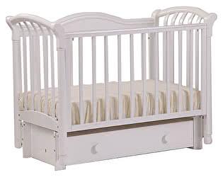 Кроватка для новорожденных Лель Азалия БИ 10.3