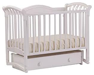 Кроватка для новорожденных Лель Азалия БИ 10.4