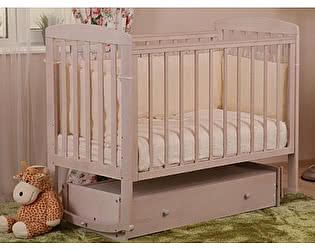 Кроватка для новорожденных Лель Ромашка АБ 16.4