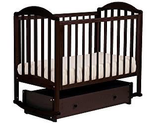 Кроватка для новорожденных Лель АБ 17.4 Люкс