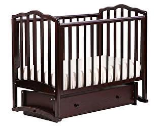 Кроватка для новорожденных Лель АБ 19.4 Жасмин