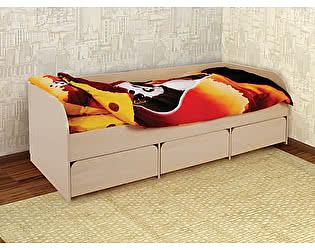 Купить кровать Мебельсон Сити 4.1