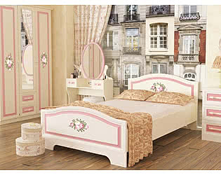 Купить кровать Мебельсон Алиса (120) МКА-010