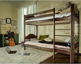 Кровать Timberica Фрея (F2) 2-ярусная