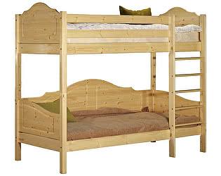 Кровать Timberica Кая (K3) двухъярусная