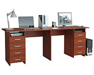 Компьютерный стол МФ Мастер Тандем-3
