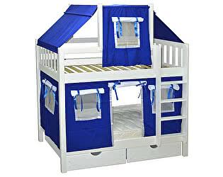 Кровать двухъярусная Мебель-Холдинг Скворушка-1