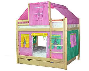 Кровать двухъярусная Мебель-Холдинг Скворушка-4