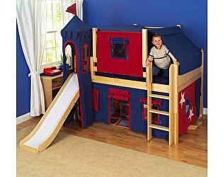 Кровать-чердак Мебель-Холдинг Рыцарь-1