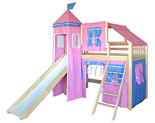 Кровать-чердак Мебель-Холдинг Рыцарь-3
