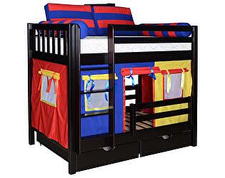 Кровать двухъярусная Мебель-Холдинг Галчонок-1