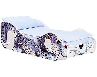 Кровать-машина Бельмарко Барс Снежок