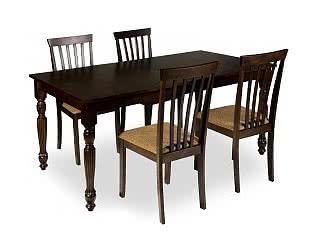 Обеденная группа Mr. Kim стол 5990 и 4 стула ES 2003