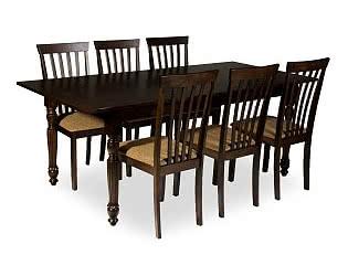 Обеденная группа Mr. Kim стол 5990 и 6 стульев ES 2003