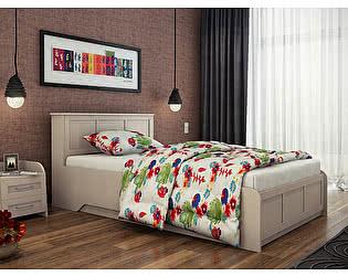 Кровать ВасКо Соло 043 (140)