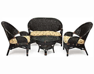 Комплект плетеной мебели Tetchair CHORCHILL NEW