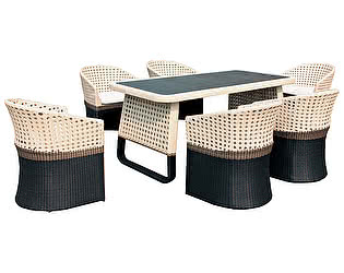 Купить  комплект садовой мебели Besta fiesta CROCODILE- 202140