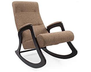Кресло-качалка Мебель Импэкс Модель 2 ткань (013.002)