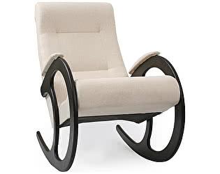 Кресло-качалка Мебель Импэкс Модель 3 ткань (013.003)