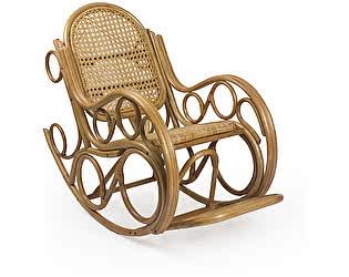 Кресло-качалка Мебель Импэкс Novo с подушкой