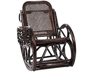 Кресло-качалка Мебель Импэкс Coral (Novo Lux) с подушкой