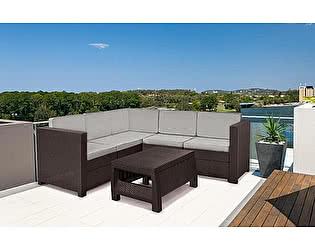 Купить  комплект садовой мебели Keter PROVENCE SET 17204454