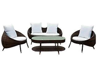 Купить  комплект садовой мебели Kvimol KM-0042