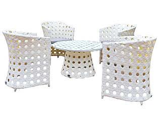 Купить  комплект садовой мебели Kvimol KM0009
