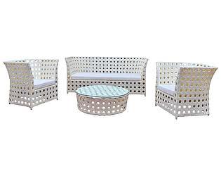 Комплект плетеной мебели Kvimol KM0014