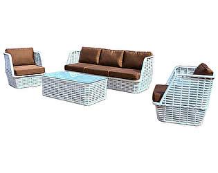 Комплект плетеной мебели Kvimol KM0046